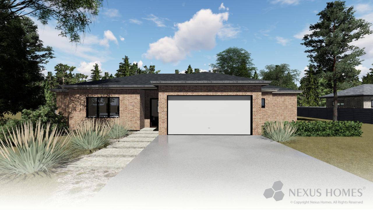 Sirius House Plan By Nexus Homes