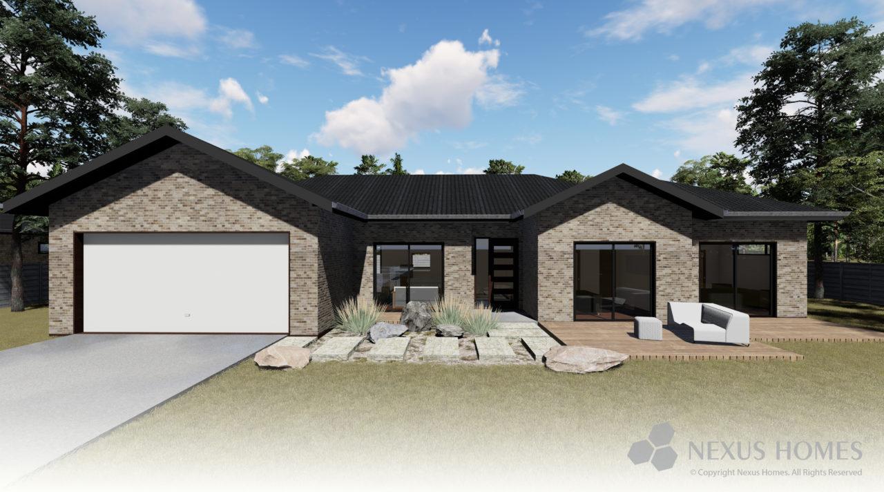 Alya House Plan By Nexus Homes