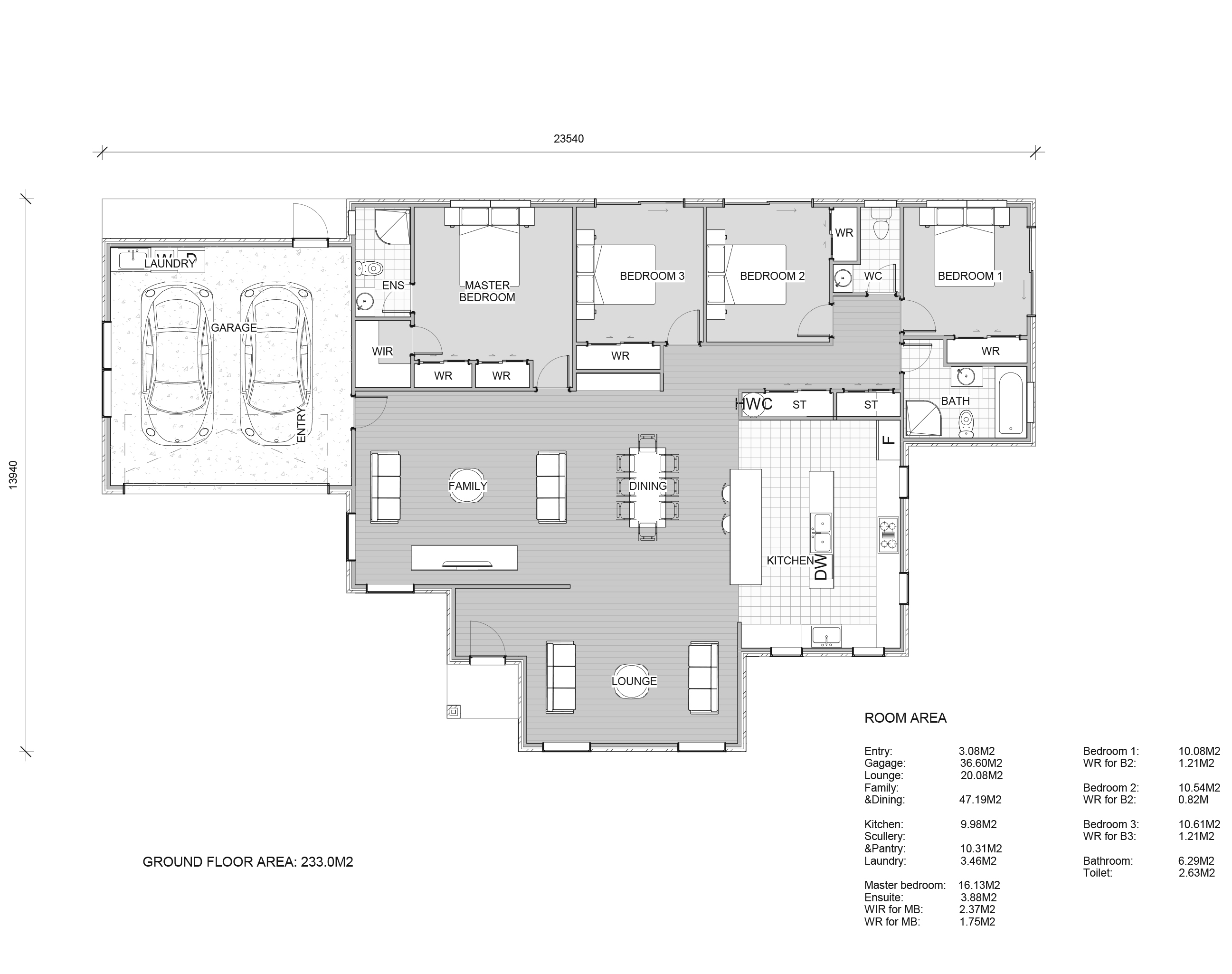 Sun house plan in waikato nexus homes for Sun house plans